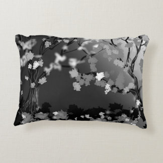blk and white design home decor decorative cushion