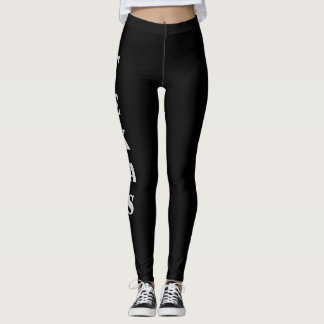 BLK Texas leggings