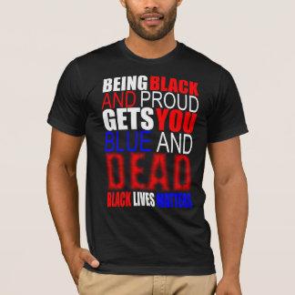 BLM Black Lives Matters T-Shirt