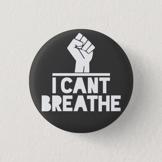 BLM I Can/'t Breathe Customized Pinback Button  Badge  Bottle Opener Magnet  Pin Best Price George Floyd Black Lives Matter