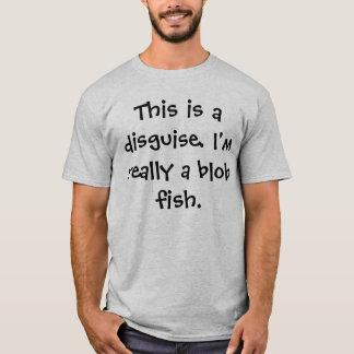 Blob Fish Costume T-Shirt
