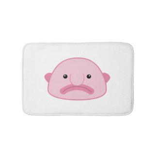 Blobfish Bath Mat Bath Mats