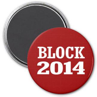 BLOCK 2014 FRIDGE MAGNETS