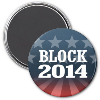 BLOCK 2014 MAGNETS