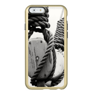 Block and tackle of old sailing ship incipio feather® shine iPhone 6 case