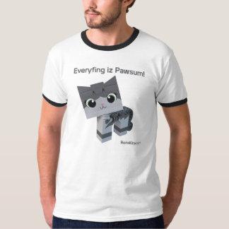 Block Boris Kitty T-Shirt