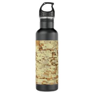 Block desert camouflage 710 ml water bottle