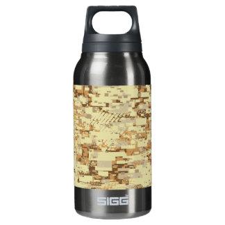 Block desert camouflage insulated water bottle