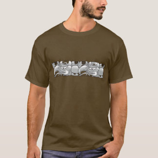 Block Eagles T-Shirt