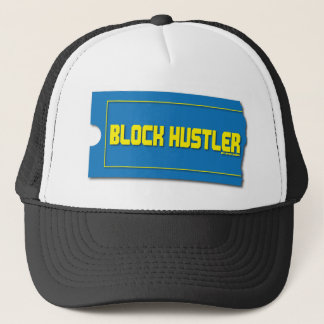 Block Hustler Trucker Hat