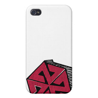 Block Inspira 1.0 iPhone 4/4S Cover