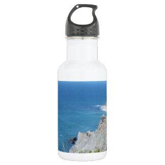 Block Island Bluffs - Block Island, Rhode Island 532 Ml Water Bottle