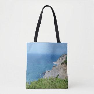 Block Island Bluffs - Block Island, Rhode Island Tote Bag