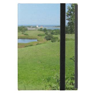Block Island Champlin Road Meadow iPad Mini Covers