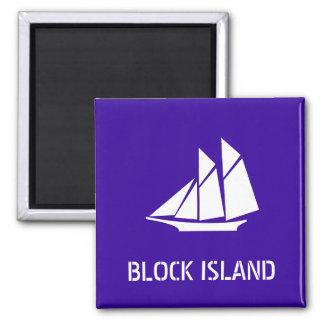 BLOCK ISLAND MAGNET