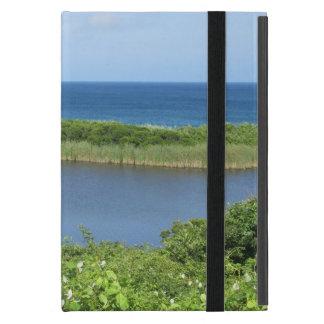 Block Island Pond 1 Case For iPad Mini