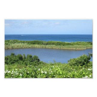 Block Island Pond 1 Photo