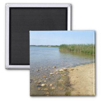 Block Island Pond 2 Magnets