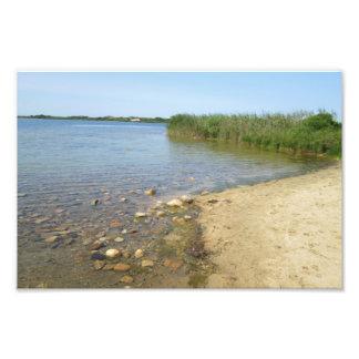 Block Island Pond 2 Photographic Print