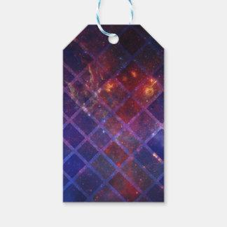 Block Universe Gift Tags