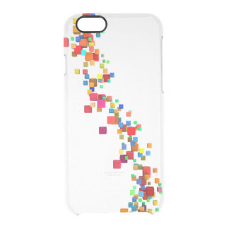 Blockchain Technology as a Creative Business Clear iPhone 6/6S Case