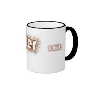Blocker Brick Ringer Mug