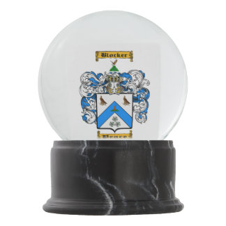 Blocker Snow Globe