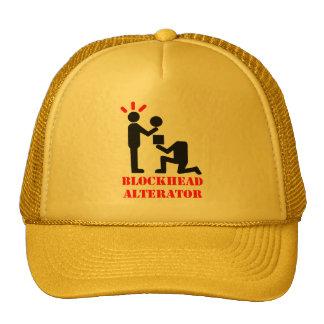 Blockhead Alterator Trucker Hat