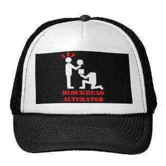 Blockhead Alternator Trucker Hat