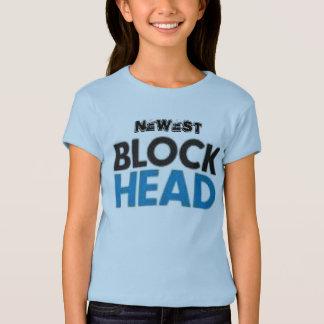 BLOCKHEAD, NEWEST T-SHIRT