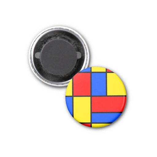 Blocks Fridge Magnets