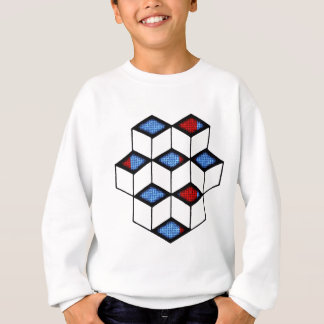 Blocks of Illusion Sweatshirt