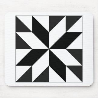 blocos geométricos mouse pad