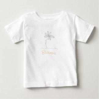 Bloempie - baby shirt flower