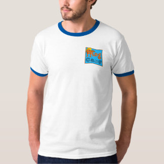 blog camp pocket T-Shirt