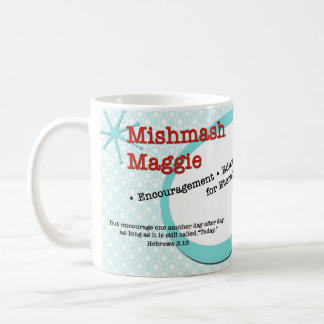 Blog header Retro Coffee Mug