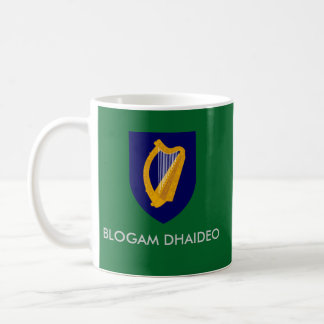 Blogam Dhaideo - Grandad's Cuppa in Irish Gaelic Coffee Mug