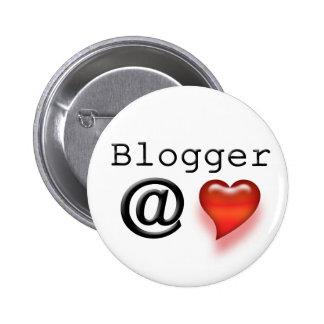 Blogger @ Heart Button