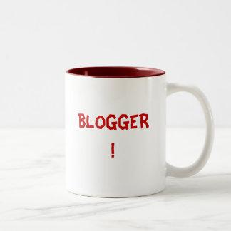 BLOGGER! COFFEE MUG