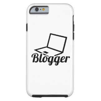 Blogger Tough iPhone 6 Case