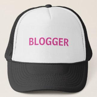 BLOGGER TRUCKER HAT