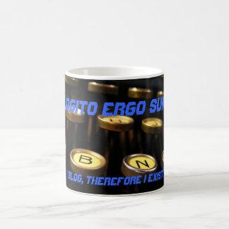 Blogito Ergo Sum! Coffee Mug