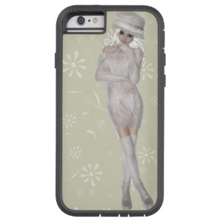 Blond Girl iPhone 6/6s, Tough Xtreme Case
