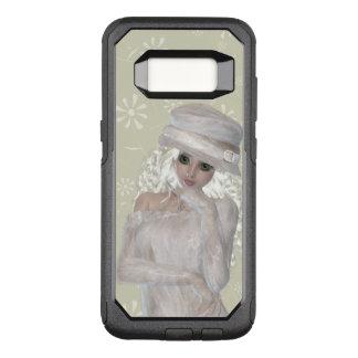 Blond Girl Samsung Galaxy S8 Commuter Series Case