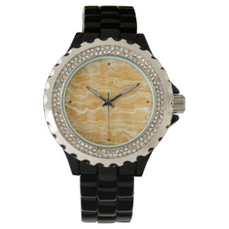 Blond Marble Watch