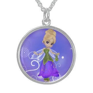 Blond Princess Necklace