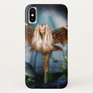 Blonde Fantasy Fairy iPhone X Case