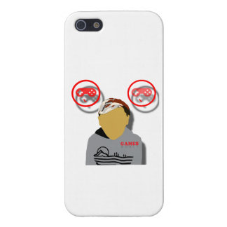 Blonde Games Sushi Iphone case