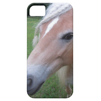 BLONDE HORSE iPhone 5 COVER