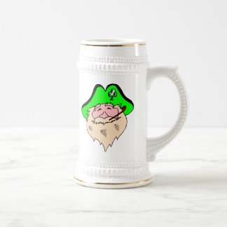 Blonde Leprechaun Beer Steins